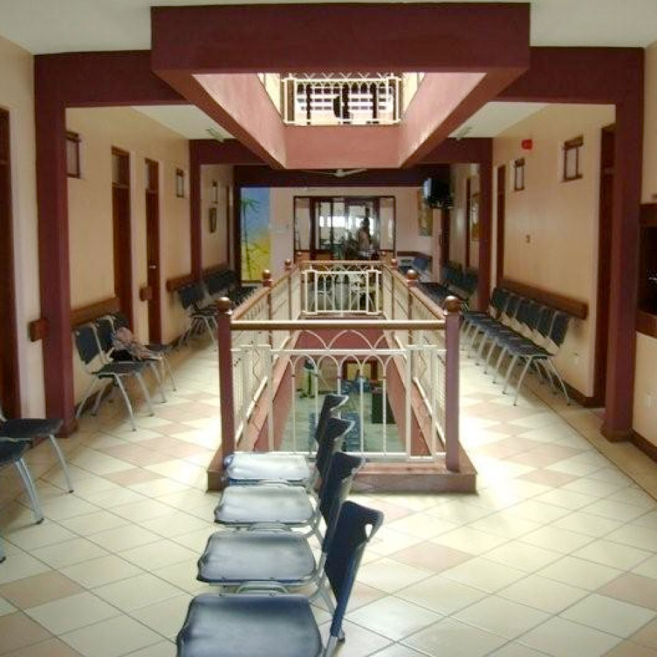 Comprehensive Care Centre for Adults and Children